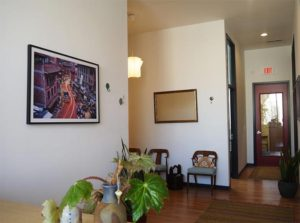 reception area health traditions acupuncture chinese medicine chicago
